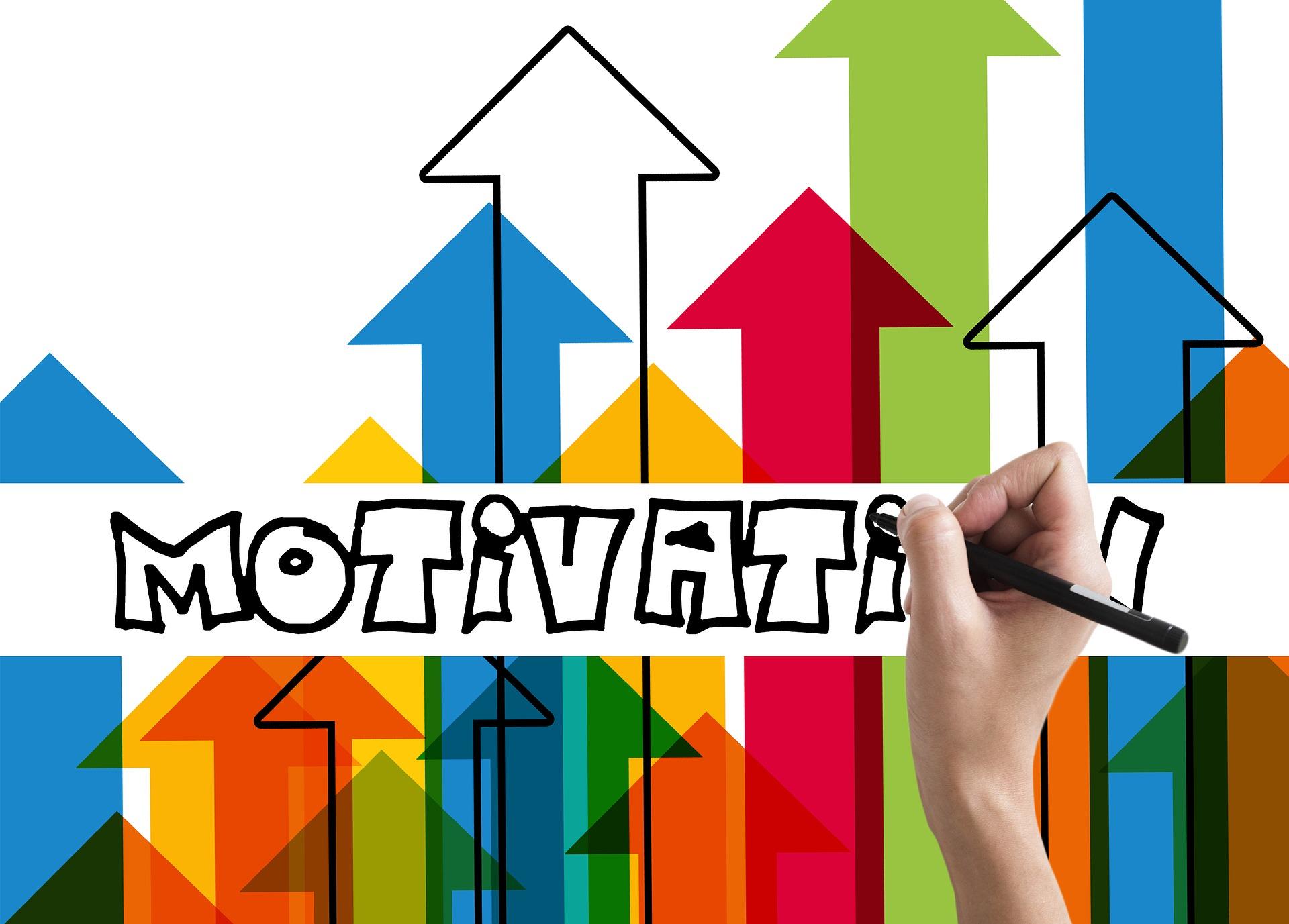 Quand je réalise que la motivation ne sert à rien (ou presque)