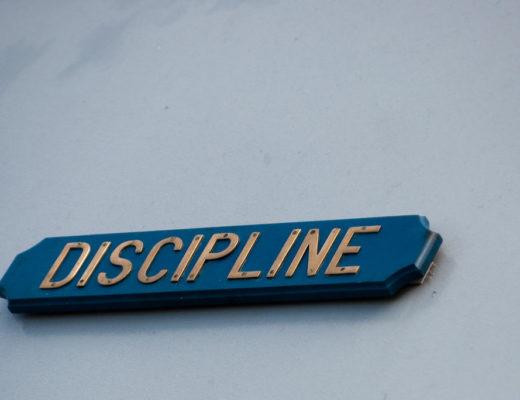 3 conseils pour être plus discipliné(e)